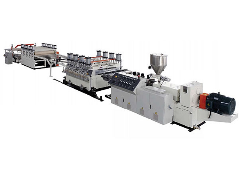 PVC Foam Board Extrusion Machine