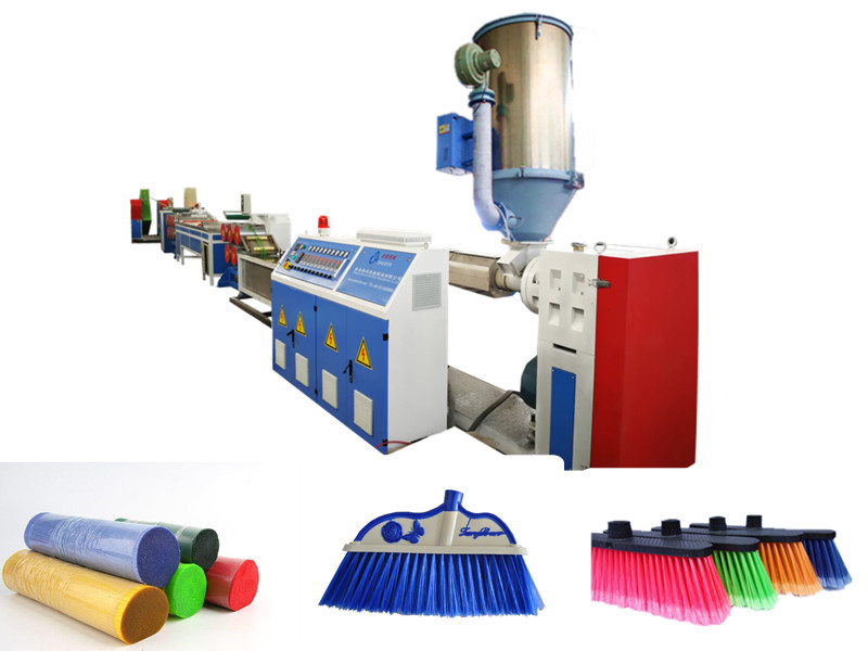 Plastic Broom Filament Machine