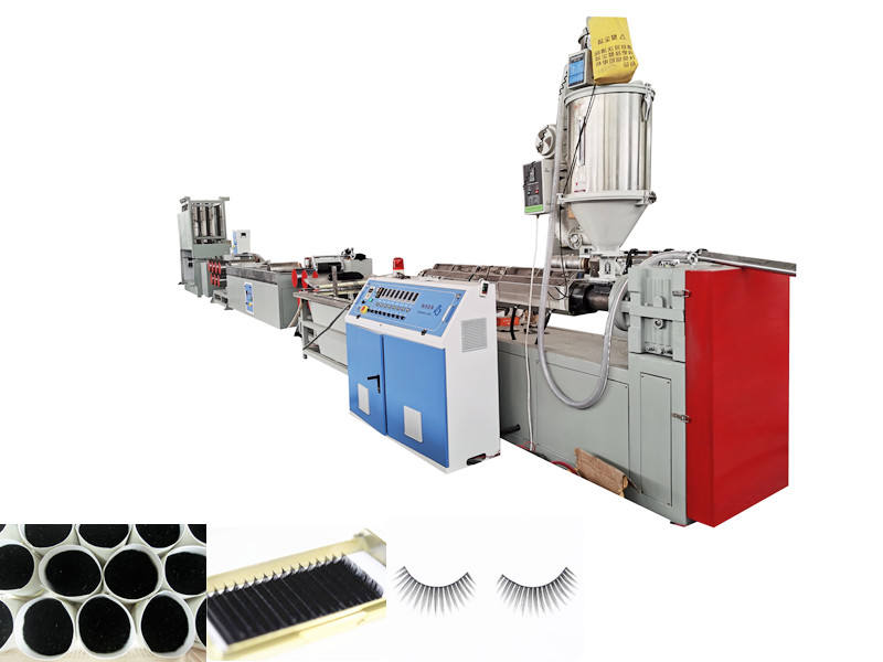 Plastic Synthetic Eyelash Filament Machine